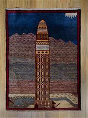 Sale 8559C - Lot 61 - Persian Baluchi 145cm x 80cm