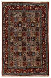 Sale 8715C - Lot 114 - An Iranian Rug, Khorasan Region, Very Fine Wool And Silk Pile., 248 x 157cm