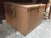 Sale 8822 - Lot 1717 - Metal Lock Box