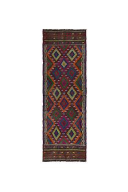 Sale 9149C - Lot 21 - AFGHAN BELUCH KILIM, 70X210cm