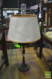 Sale 8390 - Lot 1494 - Bakelite Kerosene Lamp