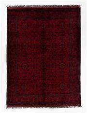 Sale 8740C - Lot 10 - An Afghan Khal Mohammadi 100% Wool Pile, 350 x 250cm