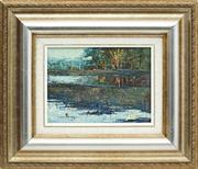 Sale 8833 - Lot 2023 - Artist Unknown - Shoalhaven 16.5 x 22.5cm