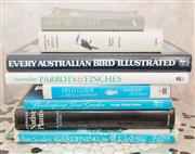 Sale 8346A - Lot 237 - A collection of books on birds, including bird watching and birds of Australia