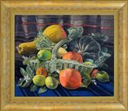 Sale 8394 - Lot 534 - Herbert Reginald Gallop (1890 - 1958) - Still Life 50.5 x 60.5cm
