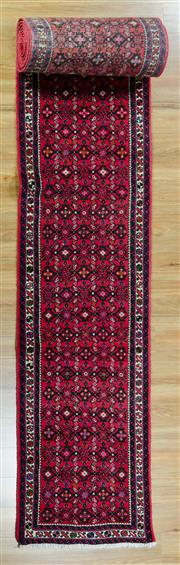 Sale 8617C - Lot 87 - Persian Husseinabad Runner 773x75