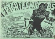 Sale 8766A - Lot 5027 - Frightrama! The Biggest Spook Show of the Year! - lithograph