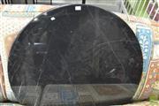 Sale 8390 - Lot 1496 - Black Granite Circular Table Top