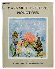 Sale 8392A - Lot 3 - SMITH, Sydney Ure (ed): Margaret Prestons Monotypes