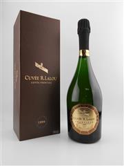 Sale 8479 - Lot 1864 - 1x 1999 GH Mumm Cuvee R Lalou, Champagne - in presentation box