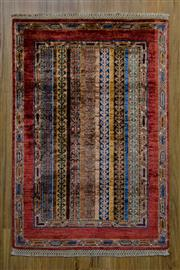 Sale 8559C - Lot 64 - Afghan Chobi Anana 120cm x 82cm