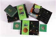 Sale 9035M - Lot 889 - Olympics themed Royal Australian Mint coins