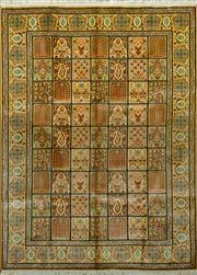 Sale 8380C - Lot 43 - Kashmiri Silk 230cm x 160cm