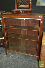 Sale 8398 - Lot 1006 - Cedar Open Bookcase