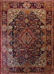 Sale 8455C - Lot 14 - Persian Mashad 395cm x 290cm