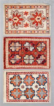 Sale 8499C - Lot 49 - 3 x Afghan Chobi 80cm x 40cm