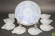 Sale 8529 - Lot 69 - French Made Opaque Dishes