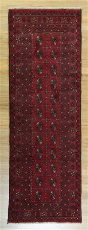 Sale 8617C - Lot 89 - Afghan Turkman 224x76