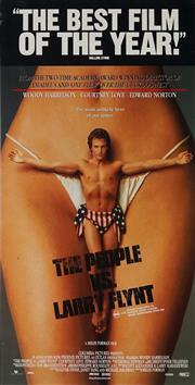 Sale 8822A - Lot 5135 - The People vs Larry Flint - 65.5 x 34cm