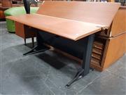 Sale 8908 - Lot 1029 - Herman Miller High Performance Table Desk (manual in office)