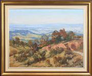 Sale 8297 - Lot 599 - Frank H. Spears (c1920 - 1987) - Kurrajong Landscape 59 x 74cm