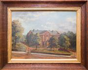 Sale 8368A - Lot 106 - Artist Unknown - The Manor House 20 x 29 cm