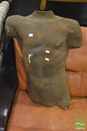 Sale 8368 - Lot 1080 - Roman Form Wall Plaque