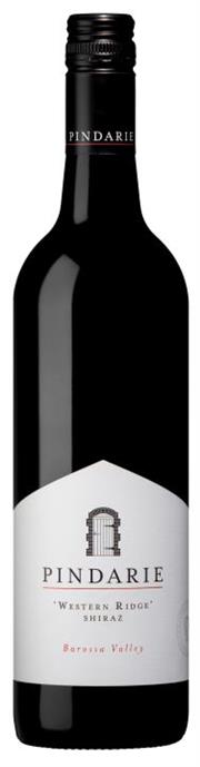 Sale 8506W - Lot 6 - 12x 2016 Pindarie Western Ridge Shiraz, Barossa Valley.  93 POINTS James Halliday Wine Companion.  SILVER Medal - 2017 Baros...