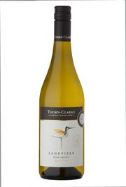 Sale 8520W - Lot 7 - 12x 2017 Thorn-Clarke' Sandpiper' Chardonnay, Eden Valley Bronze – Barossa Wine Show 2017 16.5 Points – Raymond Chan, November 2...