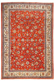 Sale 8715C - Lot 81 - A Persian Sarough, 100% Wool Pile , 290 x 200cm