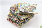 Sale 8618 - Lot 30 - NRL Big League Magazine Collection