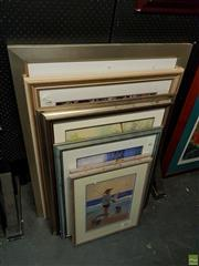 Sale 8613 - Lot 2095 - Collection of Well Framed Prints -
