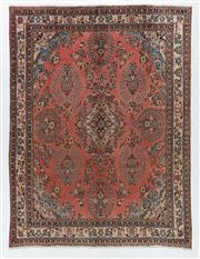 Sale 8760C - Lot 24 - A Persian Wise 100% Wool Pile, 348 x 266cm