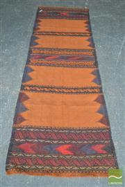 Sale 8447 - Lot 1050A - Persian Kilim Runner (260 x 80cm)