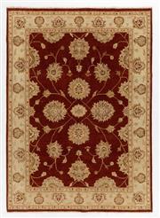 Sale 8760C - Lot 80 - An Afghan Chobi Top Quality, Elegant Design, Natural Dyes, 260 x 170cm