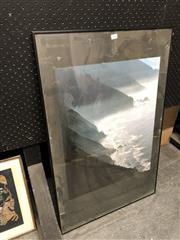 Sale 8797 - Lot 2084 - Elior Porter American Landscapes Museum of Art Framed Poster