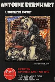 Sale 8828 - Lot 2091 - Antoine Bernhart Lénfer des Enfers - 60 x 40cm