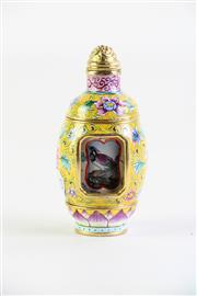Sale 8860 - Lot 92 - A Chinese Inside Painted Snuff Bottle (H8.5cm)