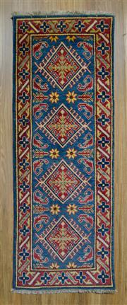 Sale 8559C - Lot 69 - Afghan Kazak 185cm x 70cm