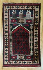 Sale 8617C - Lot 93 - Persian Baluchi 139x81