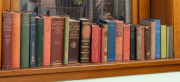 Sale 8795A - Lot 61 - A vast quantity of vintage reference and non reference books, approximately 25 in total