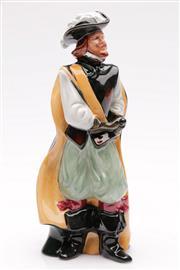 Sale 9052 - Lot 83 - Royal Doulton Cavalier figure (HN2716, H26cm)