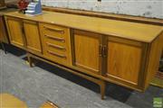 Sale 8287 - Lot 1039 - G-Plan Fresco Teak Sideboard