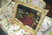 Sale 8352 - Lot 1080 - Oval Gilt Framed Mirror