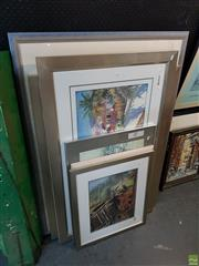 Sale 8613 - Lot 2092 - Collection of Well Framed Prints -