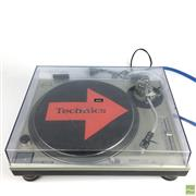 Sale 8648A - Lot 84 - Technics 1200 Turntable