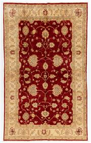 Sale 8760C - Lot 100 - An Afghan Chobi Top Quality, Elegant Design, Natural Dyes, 272 x 165cm