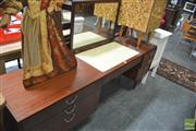 Sale 8287 - Lot 1083 - Meridew Mirrored Back Dresser