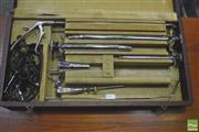 Sale 8310 - Lot 1036 - Vintage Colonic Irrigation Doctors Set in Box
