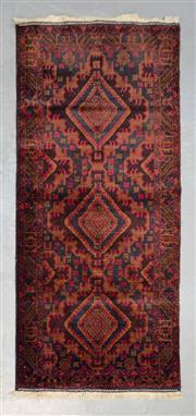 Sale 8499C - Lot 51 - Persian Baluchi 205cm x 90cm
